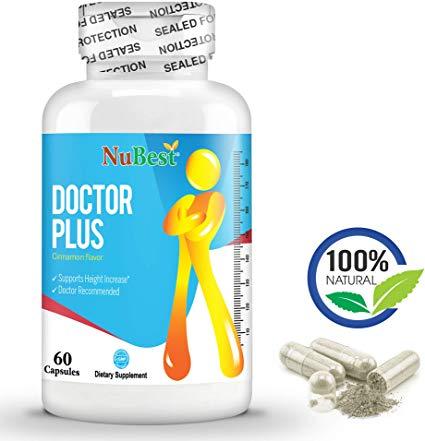 Thuốc tăng chiều cao Doctor Plus giá bao nhiêu, Mua ở đâu ?
