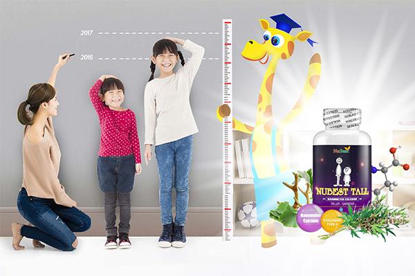 NuBest Tall đã đồng hành cùng hàng triệu trẻ em và thanh thiếu niên cải thiện chiều cao hiệu quả